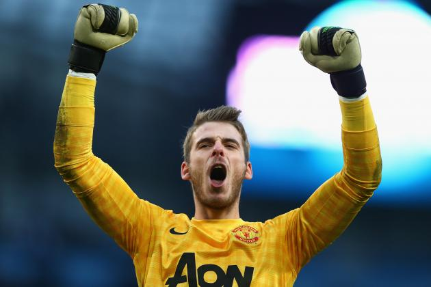 Manchester United: David De Gea Proves Detractors Wrong in MoM Derby Performance