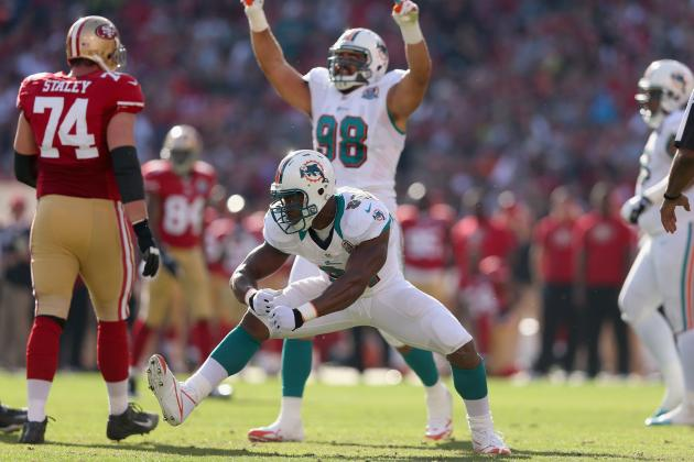 Miami Dolphins: Is Cameron Wake the 'Fins' Clear MVP?