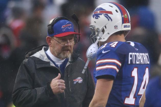 Rams vs. Bills: Buffalo Fans Must Learn to Live with Chan Gailey as Head Coach