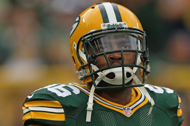 DE Mike Neal out Tonight vs. Packers