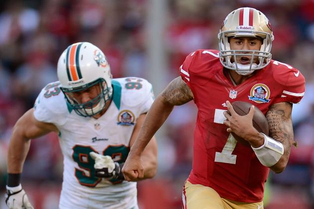 49ers 27, Dolphins 13
