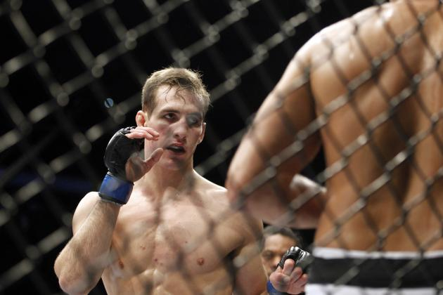 UFC on Fox 5: Love Rory MacDonald or Hate Him, He Couldn't Care Less