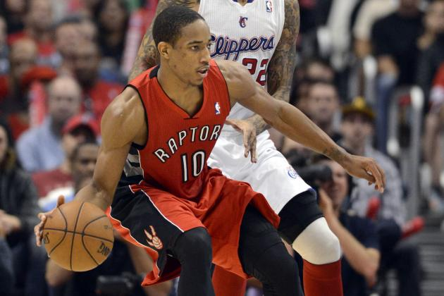 Quick Reaction:  Raptors vs. Clippers