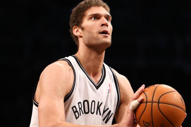 Brook Lopez Continues Slow Healing Process