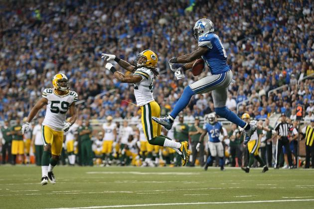 Detroit Lions vs. Green Bay Packers: Live Score, Highlights and Analysis