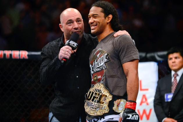 Henderson vs. Diaz: Bendo Should Fight Gilbert Melendez after UFC on Fox 5 UD