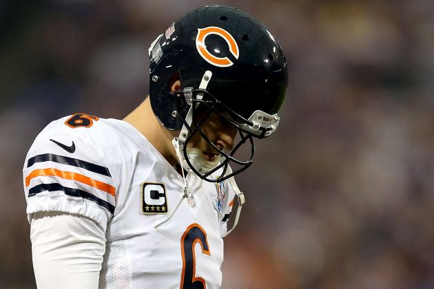 Breaking Down Chicago Bears' Playoff Prospects After Loss, Cutler Injury