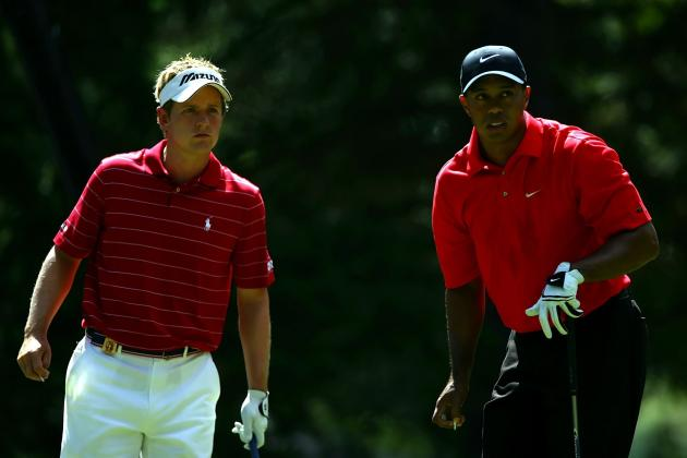 Tiger Woods Can't Forget About Luke Donald in Chase to Unseat Rory McIlroy