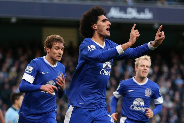 Everton FC: Why the Toffees Must Retain Marouane Fellaini at All Costs