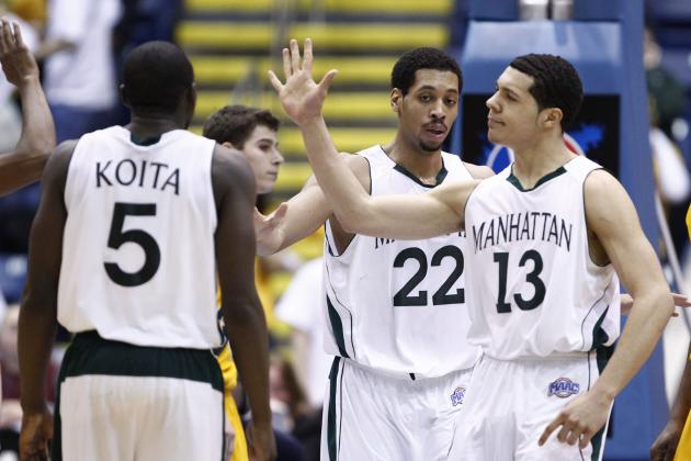Manhattan Jaspers Improve to 1-1 in MAAC with 75-55 Win over Siena Saints