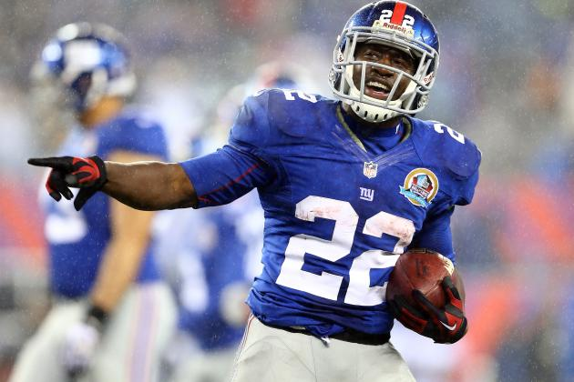 David Wilson: Explosive Rookie RB Gives Giants Added Offensive Dimension