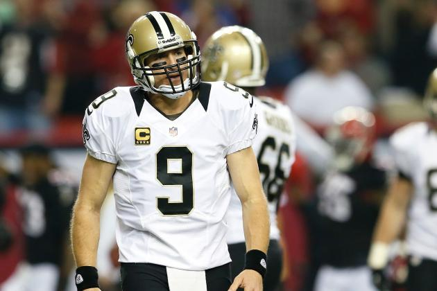 The Door's Officially Closed, and No One Feels Sorry for New Orleans Saints