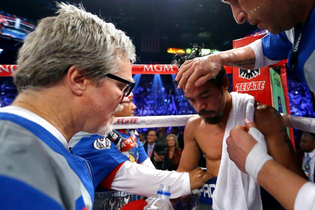 Manny Pacquiao vs. Marquez: Pac-Man Should Retire Unless Floyd Mayweather Calls