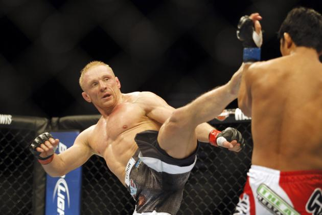 Dennis Siver vs. Nam Phan: What's Next for Siver
