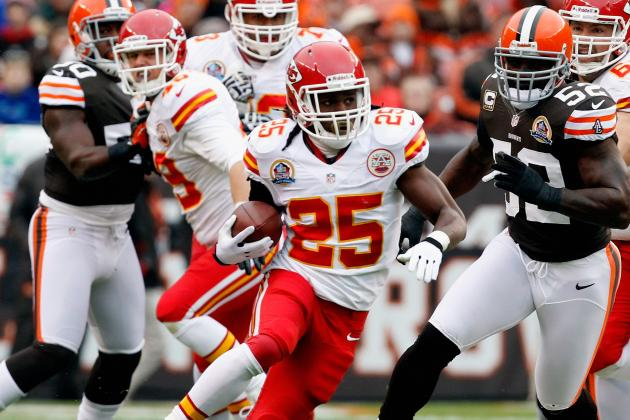 The Rain and the Chiefs Both Fell in Cleveland as Browns Top Chiefs, 30-7