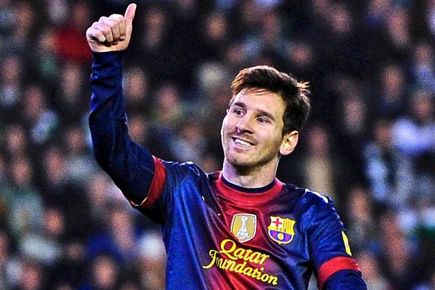 Lionel Messi: Latest Record Doesn't Make Barca Star Greatest of All Time