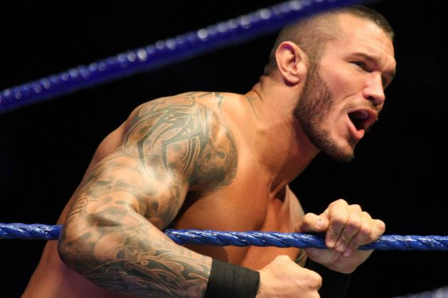 Randy Orton Injured at Tribute to the Troops Taping