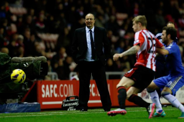 Rafael Benítez: What He's Got Right and Wrong so Far at Chelsea