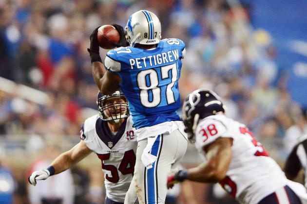 Brandon Pettigrew Injury: Updates on Lions TE's Ankle