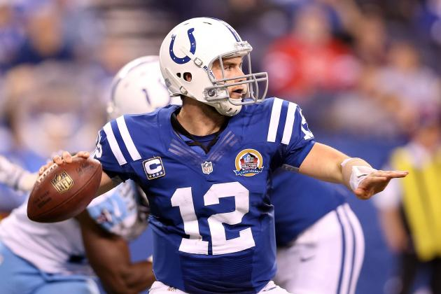 What Do Indianapolis Colts Need to Clinch Playoff Berth?