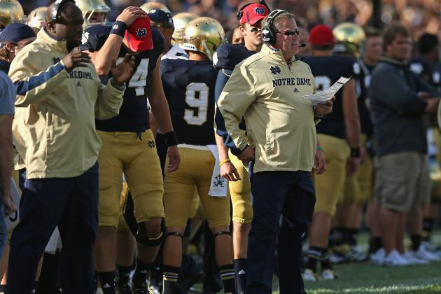 Notre Dame Football: Year 3 the Charm Again for Brian Kelly
