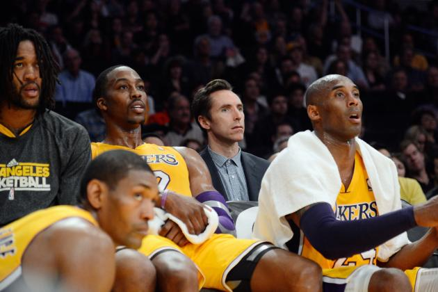 Twitter Pics and Instagrams from the Los Angeles Lakers Soap Opera Season