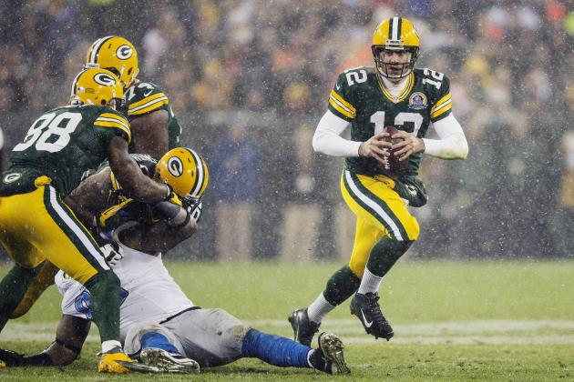 Detroit Lions vs. Green Bay Packers: Sunday Night Football Live