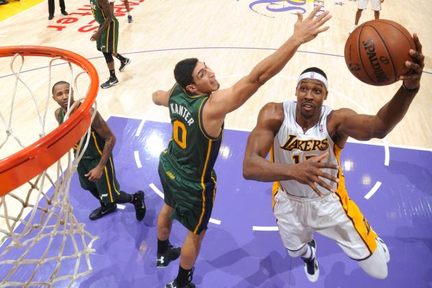 Utah Jazz vs. Los Angeles Lakers: Live Score, Results and Game Highlights