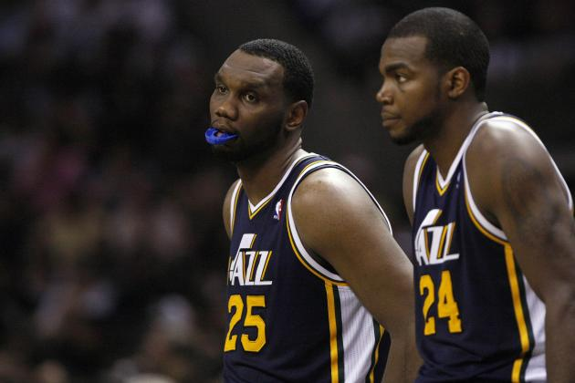 Who Should Be the Odd Man out in the Crowded Utah Jazz Frontcourt?