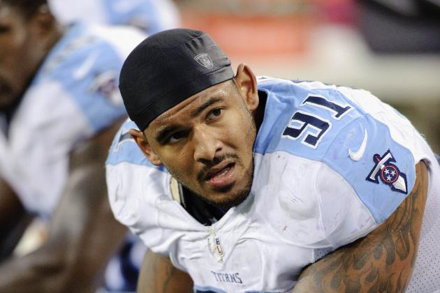Tennessee Titans Defense Misses Some Chances
