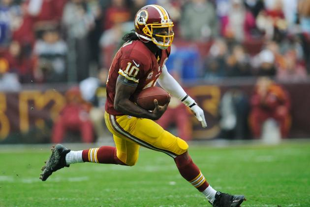 Is RG3 Really Built for a Long-Term NFL Career?