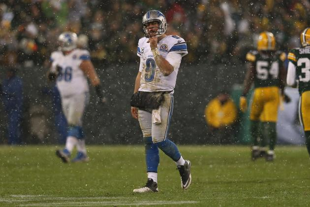 Lions vs. Packers: Lions Start Fast, Fade Faster in Loss to Packers