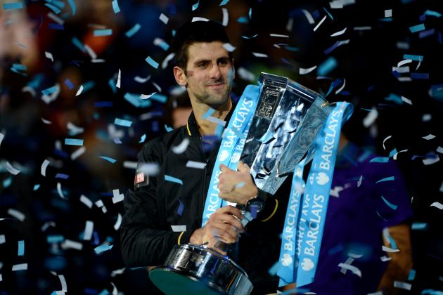 Novak Djokovic: Grading His 2012 Season