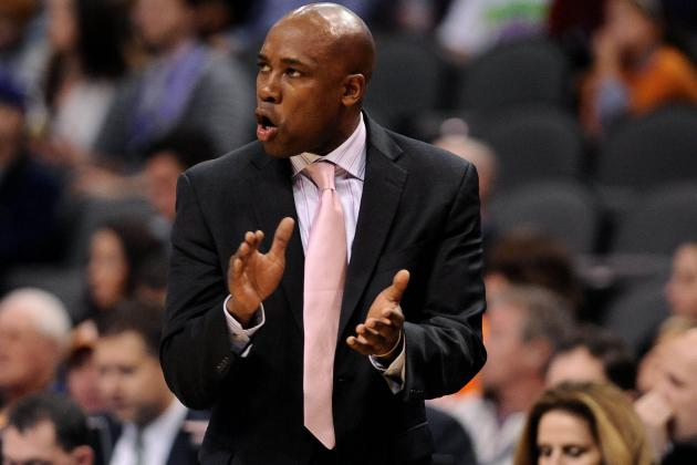 Video: Jacque Vaughn Assesses His Team's Win over the Phoenix Suns
