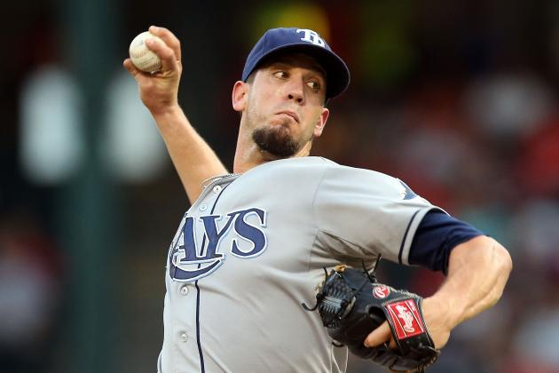 Kansas City Royals Gamble That James Shields Can Help Them Win Now