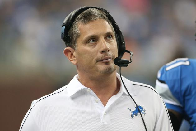 Sorry Jim Schwartz, You Don't Deserve Your Job After This Season