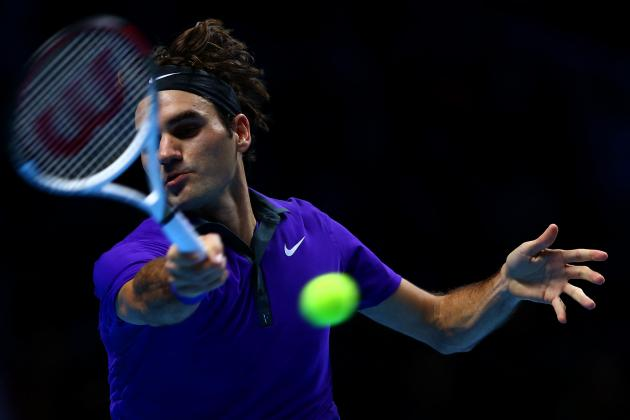 Roger Federer: Predicting When the All-Time Great Finally Loses His Touch