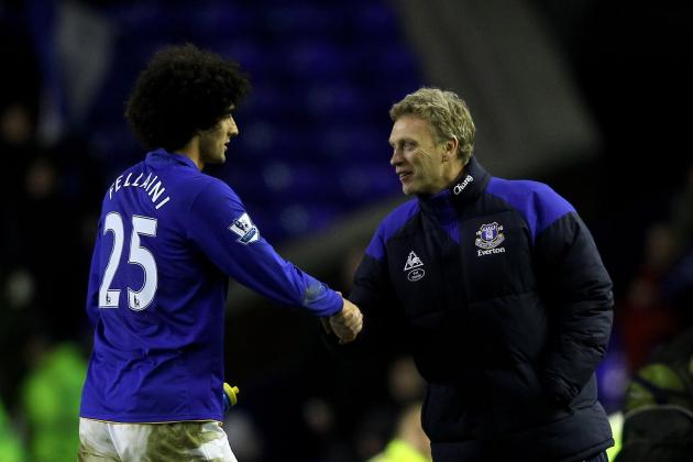 Why Everton's Success Could Mean Summer Exits for Moyes and Fellaini