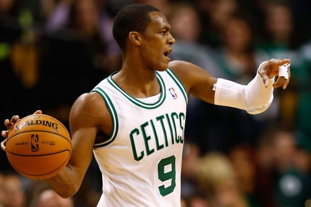Rajon Rondo: Is Boston Celtics'  PG Padding His Assists? Is That a Problem?