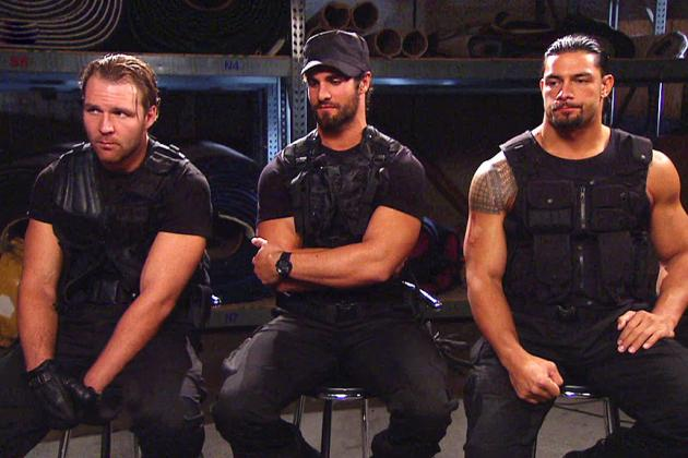 WWE Must Allow The Shield to Wrestle Without Being in a Match