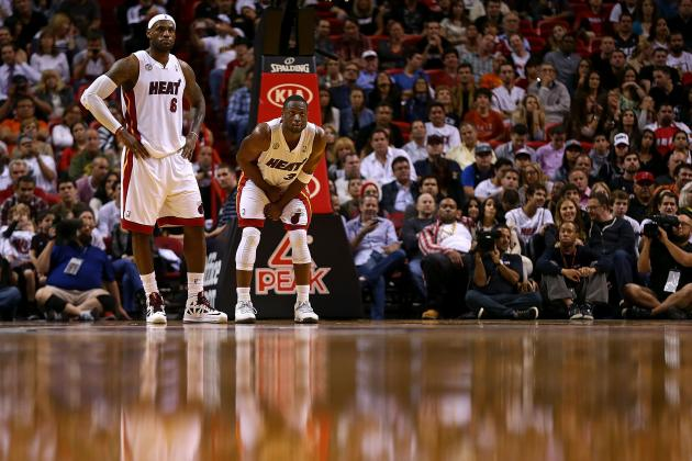 Updated Miami Heat Championship Odds Through Season's 1st Quarter