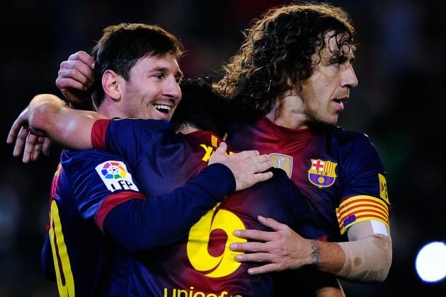 Cordoba vs. Barcelona: What You Need to Know About Barca's Copa Del Rey Rivals