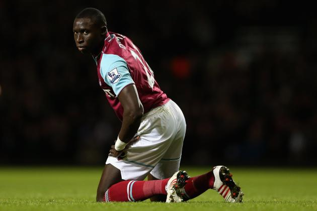 Arsenal Winter Transfer News: Is Mohamed Diame Coming to the Emirates?