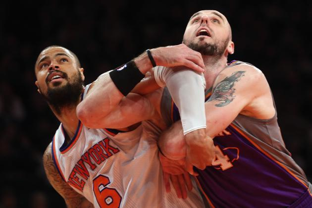 Soft NY Knicks Frontcourt Still Needs a Rebounding Gut Check