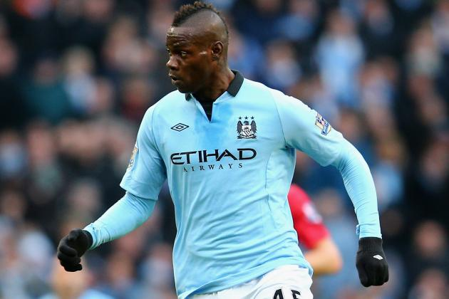 Balotelli Must Improve: Mancini