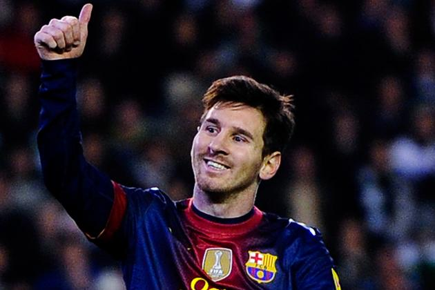 Messi: I'll Try and Score More!