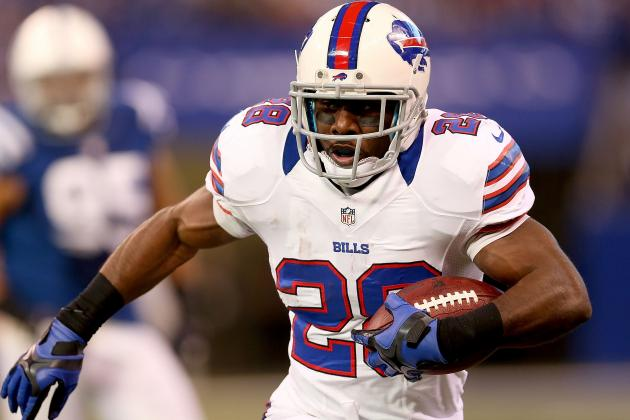 Bills' Spiller Touchy About Lack of Rushing Attempts