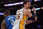D'Antoni: Gasol Will Start for Lakers Upon Return