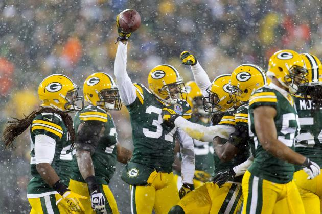 Fresh Faces Help Green Bay Packers to Sunday Night Victory
