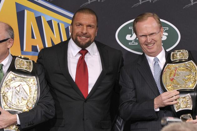 Triple H Deserves One More Run as World Heavyweight Champion